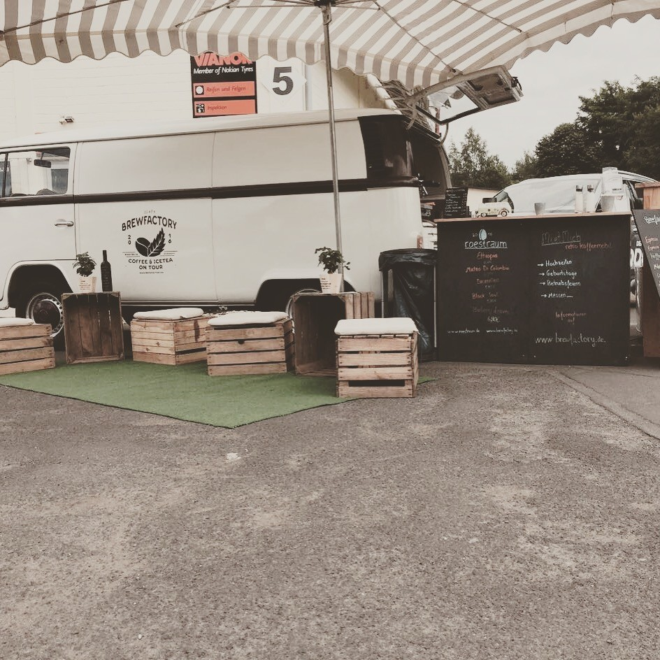 Kaffeemobil - Brewfactory GbR